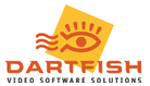 Dartfish about logo