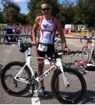 Retul Triathlon bike fit