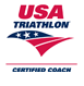 USA Triathlon Coach