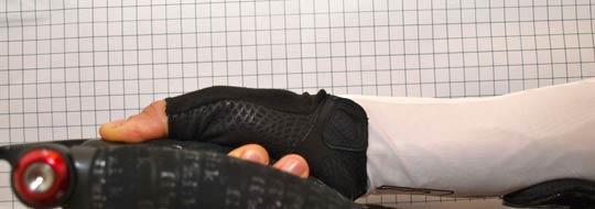 Triathlon gloves Giro Zero